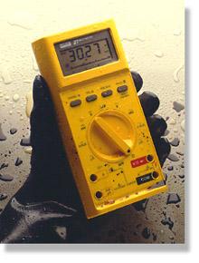 fluke 27 analog digital multimeter rh industrialelectronics biz Fluke 179 User Manual fluke 27 multimeter manual pdf